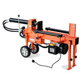 12 Tonne Baumr-AG Electric Log Splitter