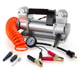 Outbac 150L Portable Heavy Duty Air Compressor (Silver Series)