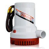 12V 2000GPH Submersible Bilge Pump