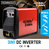 3-in-1 TIG/MMA/CUT CT-520 Inverter Welder