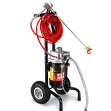 3.5hp/ 1850W/ 1500psi Airless Paint Sprayer