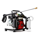 1,900PSI Petrol Pressure Washer