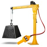1.9m 800kg Electric Telescopic Engine Hoist