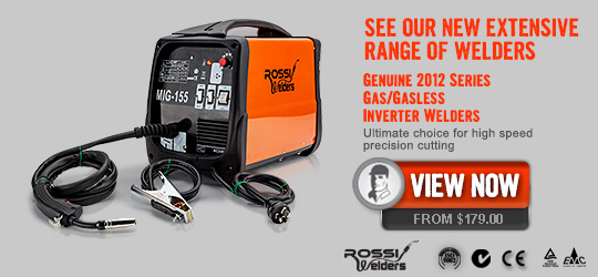 New Extensive Range of Welders